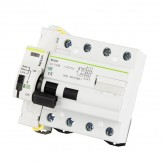 Interruptor Diferencial Reconectador Compacto 4P-300mA 10KA