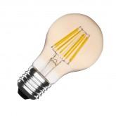 Bombilla LED E27 Regulable Filamento Standard Ahumada 6W