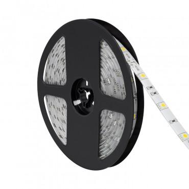 Tira LED MONO 12V DC SMD5050 30LED/m 5m IP65