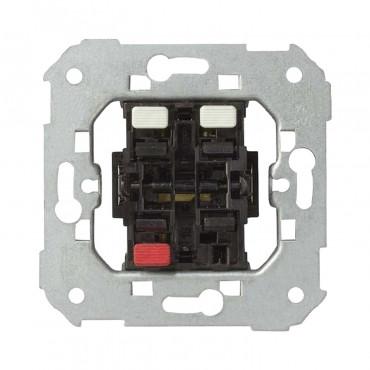 Mecanismo Interruptor Doble Simon 82