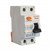 Interruptor Diferencial Residencial 1P+N-30mA-Clase AC 6kA